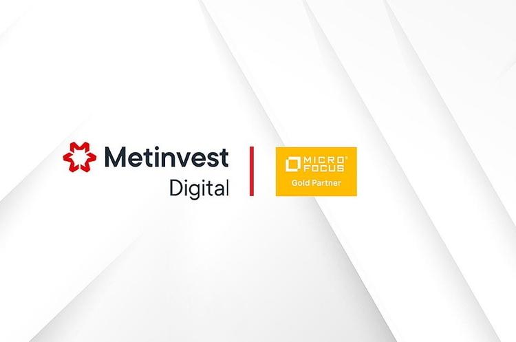 Metinvest Digital receives a Micro Focus Gold Partner status