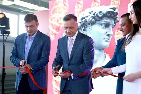 Група компаній Хлібні Інвестиції інвестувала 4,5 млн євро в нову виробничу лінію на підприємстві Сhanta Mount
