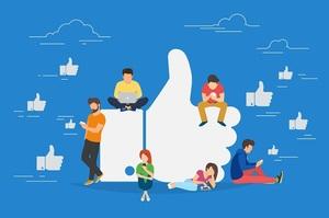 У Facebook та Instagram тепер користувачі можуть приховувати лайки - в своїх і чужих публікаціях