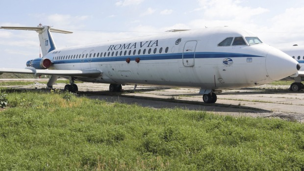Літак румунського диктатора Чаушеску продали з молотка за 120 000 євро