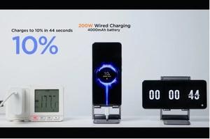 Xiaomi представила зарядку, яка заряджає батарею за 8 хвилин (ВІДЕО)