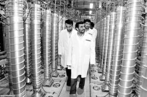 Іран має у 16 разів більше урану, збагаченого до різного рівня, ніж дозволено – МАГАТЕ