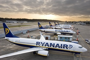 Найбільший лоукостер Європи Ryanair в травні перевіз у 26 разів більше пасажирів