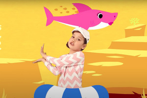 Акції співвласника продюсера пісні Baby Shark виросли на 10% після твіту Ілона Маска