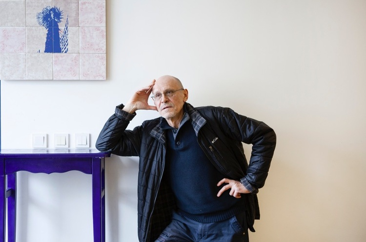 У Києві відбудеться презентація нової серії живописних творів Олега Тістола «Свіже повітря»