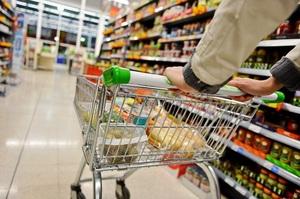 У травні ціни на продукти харчування досягли рекордних показників за 10 років