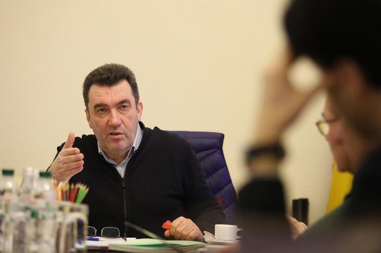 РНБО прийняла рішення щодо розвитку авіабудівельної галузі – Данілов