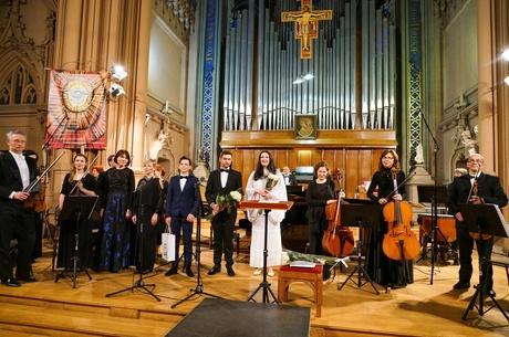 Янгольські голоси: як вокальна музика лунала в костьолі Св.Миколая