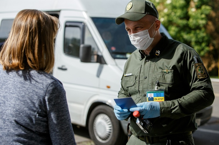Україна розширила перелік документів, які дозволяють перетнути кордон у період дії карантину