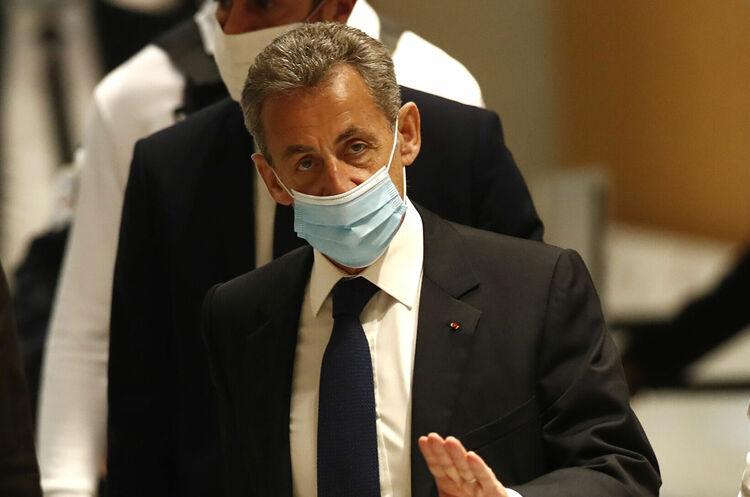 Судити президента: за що Феміда повстала проти Ніколя Саркозі