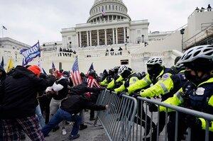 В Сенаті США стверджують, що поліція і спецслужби знали про підготовку до штурму Капітолію