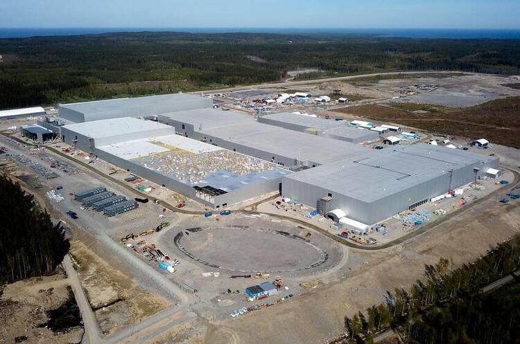Виробник акумуляторів Northvolt залучив $2,75 млрд на розширення заводу в Швеції