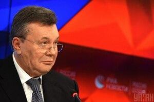 Суд ЄС вперше скасував давні санкції проти Януковича і його сина