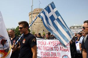 У Греції тисячі людей протестують на вулицях проти переходу на 4-денний робочий тиждень