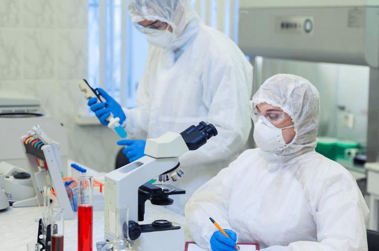 В Україні за добу зафіксували 1603 нових випадків COVID-19