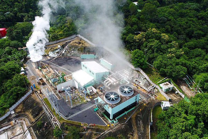 «100% чиста і відновлювана»: у Сальвадорі для майнінгу криптовалют братимуть енергію вулкана