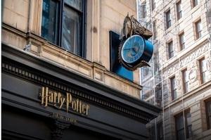 У Нью-Йорку відкрився перший у світі магазин Гаррі Поттера