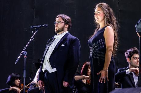 Зірки світової опери знову співали на Софійській площі