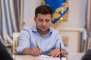 Зеленський підписав закон про нові правила кредитування мешканців зони ООС