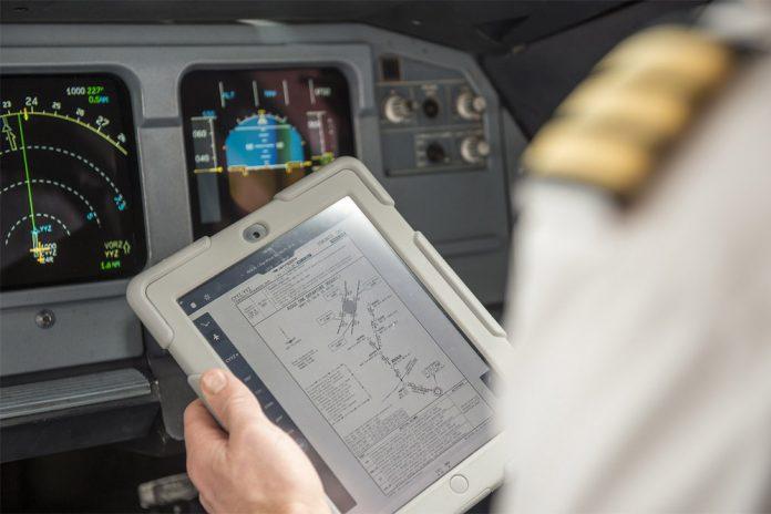 Авіакомпанія Air Canada відправила на утилізацію 500 планшетів Apple iPad