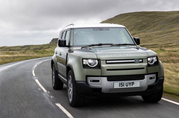 Jaguar Land Rover розробляє водневий автомобіль на базі Defender