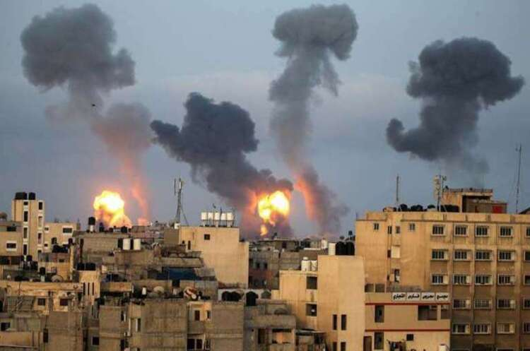 Ізраїль наніс авіаудари по об'єктам ХАМАС в секторі Газа