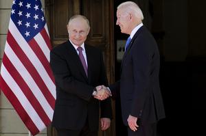 В Женеві почалися переговори між Байденом і Путіним