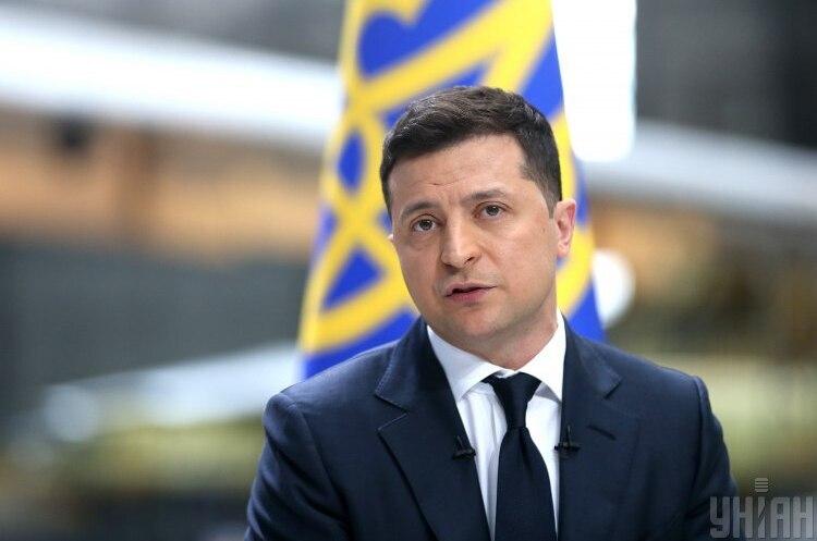 Зеленський ветував закон, який послаблює відповідальність за недостовірне декларування