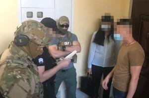 СБУ викрила колишнього бойовика «ЛНР» у лавах Національної поліції