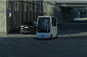 В Естонії вперше у світі запустять безпілотний транспорт на водневому паливі
