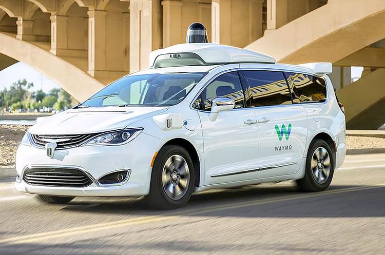 В США розробник безпілотних автомобілів Waymo залучила $2,5 млрд