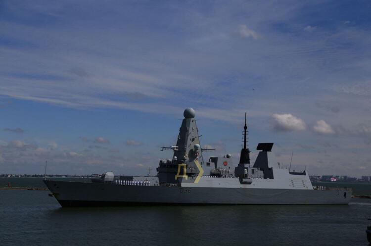 В одеський порт зайшли два кораблі країн НАТО