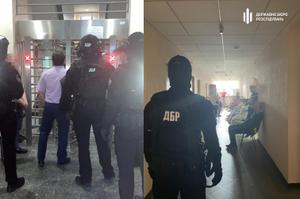 ДБР викрило на корупції посадовців столичного управління ДПС