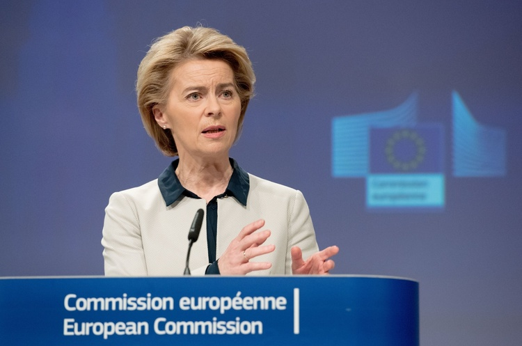 У Євросоюзі кожен другий громадянин вже вакцинувався хоча б однією дозою – фон дер Ляйєн