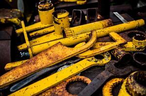 «Укрзалізниця» з початку року продала металобрухту на 1,2 млрд