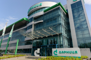 """""""Darnitsa"""" Combines Modern Technologies and Innovative Solutions in a Renovated Office"""
