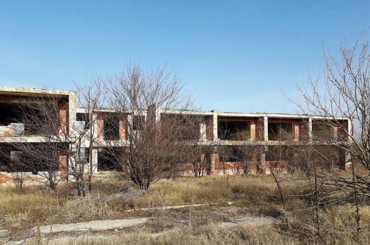 Фонд держмайна оголосив аукціон з приватизації непрацюючого оздоровчого закладу на березі Чорного моря