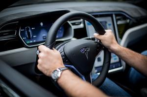 Tesla відкрила свою першу в Китаї зарядну станцію зі сховищами енергії
