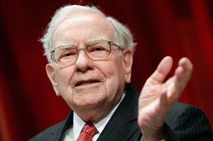 Баффет повідомив, що вже на 50% виконав обіцянку роздати половину свого багатства