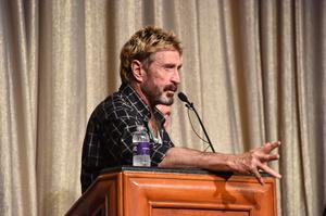 Творець антивірусу McAfee  вкоротив собі віку після того, як суд схвалив його екстрадицію