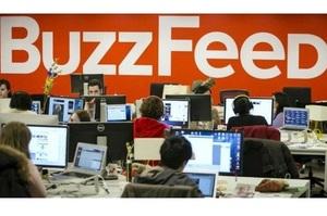 BuzzFeed зібралася на біржу шляхом злиття з компанією-«пустушкою» з оцінкою $1,5 млрд