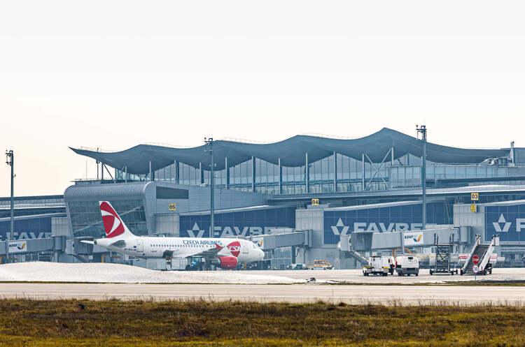 Аеропорт «Бориспіль» отримав 40 млн грн прибутку у травні