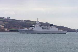 Російські винищувачі симулювали атаки на фрегат ВМС Нідерландів в Чорному морі – Міноборони