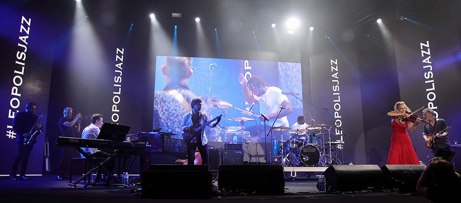 Ювілейний, 10-й, Leopolis Jazz Fest знову вивів на свої сцени сузір'я суперзірок