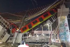 Мексиканський мільярдер оголосив, що відбудує власним коштом метроміст, що рухнув після ДТП