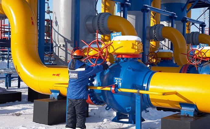 «Газпром» не забронював потужності через Польщу й Україну на річних аукціонах