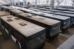 Борговий пакет Львівського автобусного заводу продали за 170 млн грн
