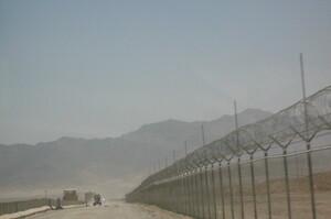 Афганські військові тікають від талібів у Таджикистан