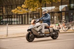 BMW представив серійний електроскутер за $12 000