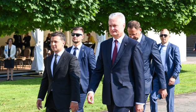 Україна та Литва домовилися про відновлення позитивної динаміки в торгівлі
